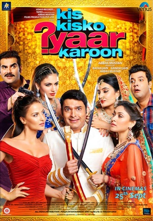 Kis Kisko Pyaar Karoon 2015 Hindi Movie Download