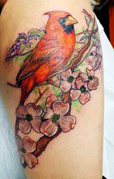 Bird Tattoos for Sexy Girl