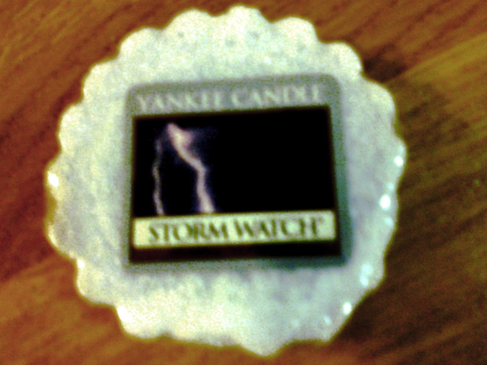 Storm Watch Yankee Candle