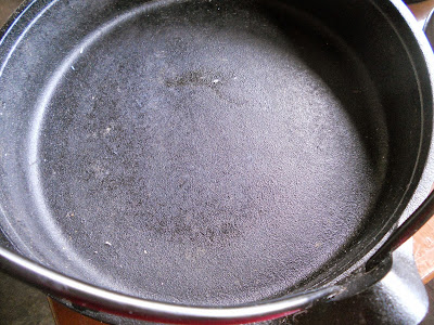 my cast iron skillet