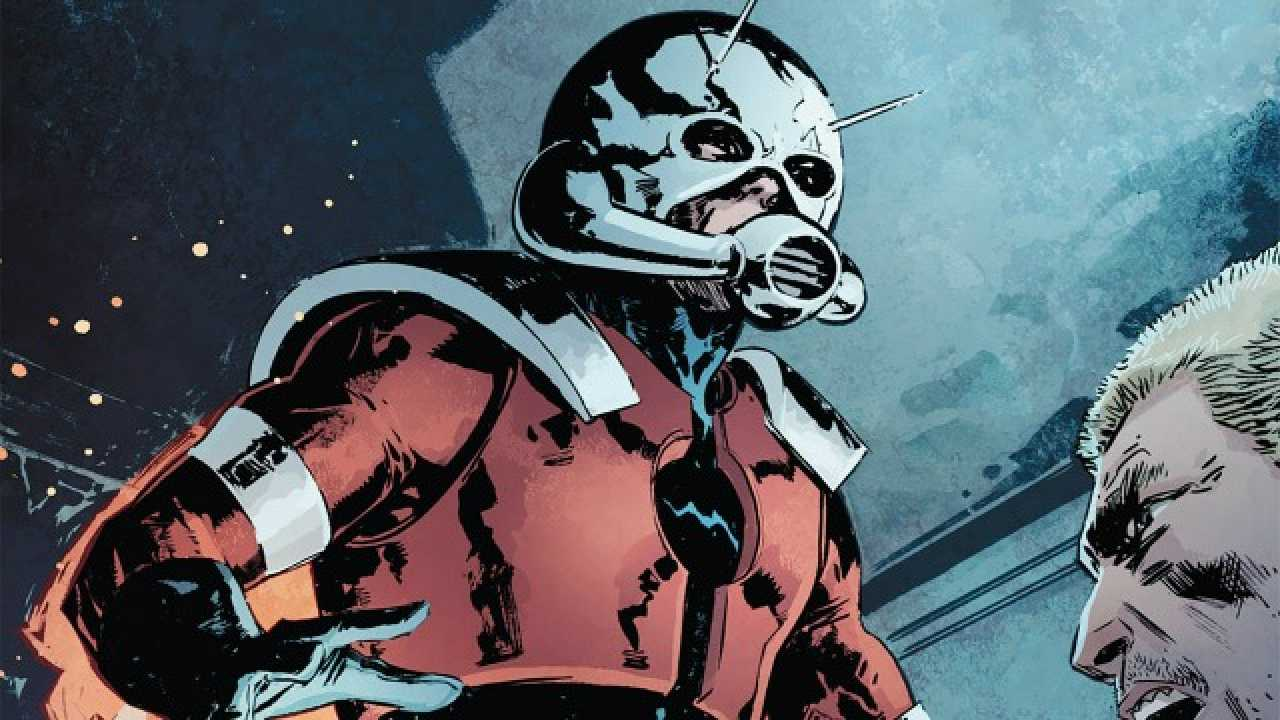 Burns marvel moves up the release date of ant man to july 31st 2015