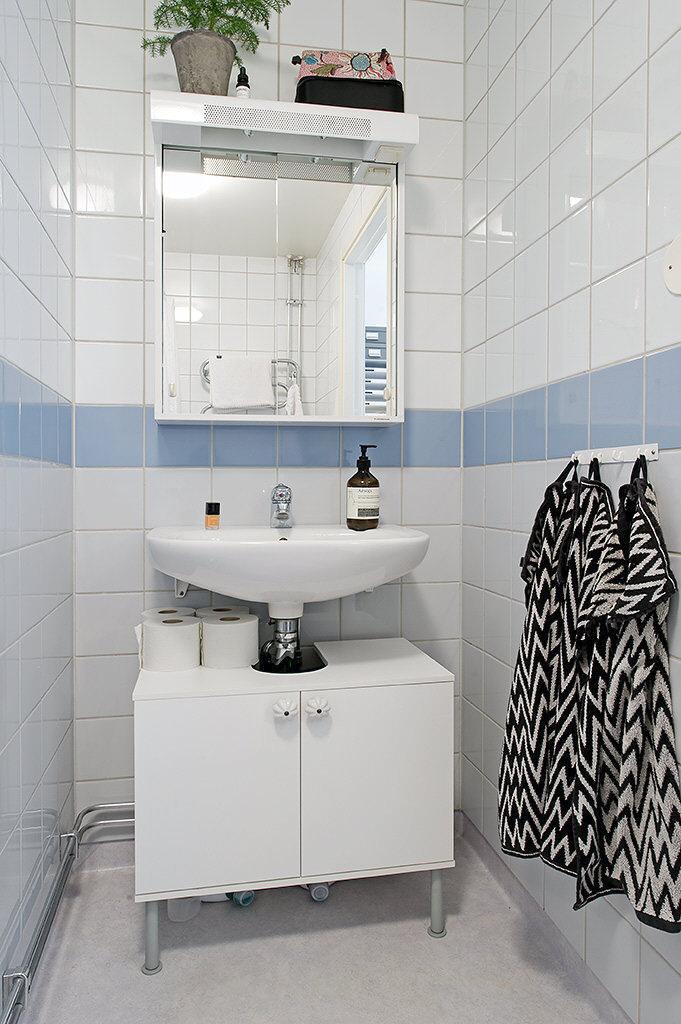 decoracao de apartamentos pequenos alugados : decoracao de apartamentos pequenos alugados:blog de decoração – Arquitrecos: Soluções para banheiros pequenos