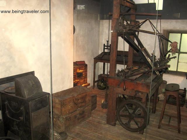James Watt's Machinary