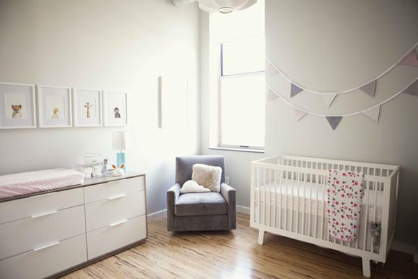 Decor me una habitaci n de beb muy dulce - Habitacion para bebe ...