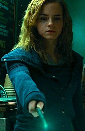 harry potter 7 dvd label. Harry Potter 7, Part 1 - #