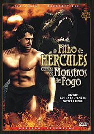 O FILHO DE HÉRCULES CONTRA O MONSTRO DE FOGO - 1962