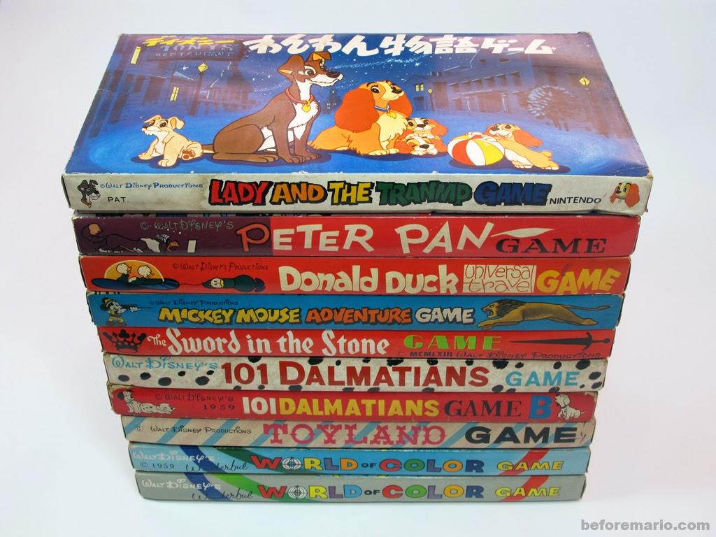 1960s Board Games