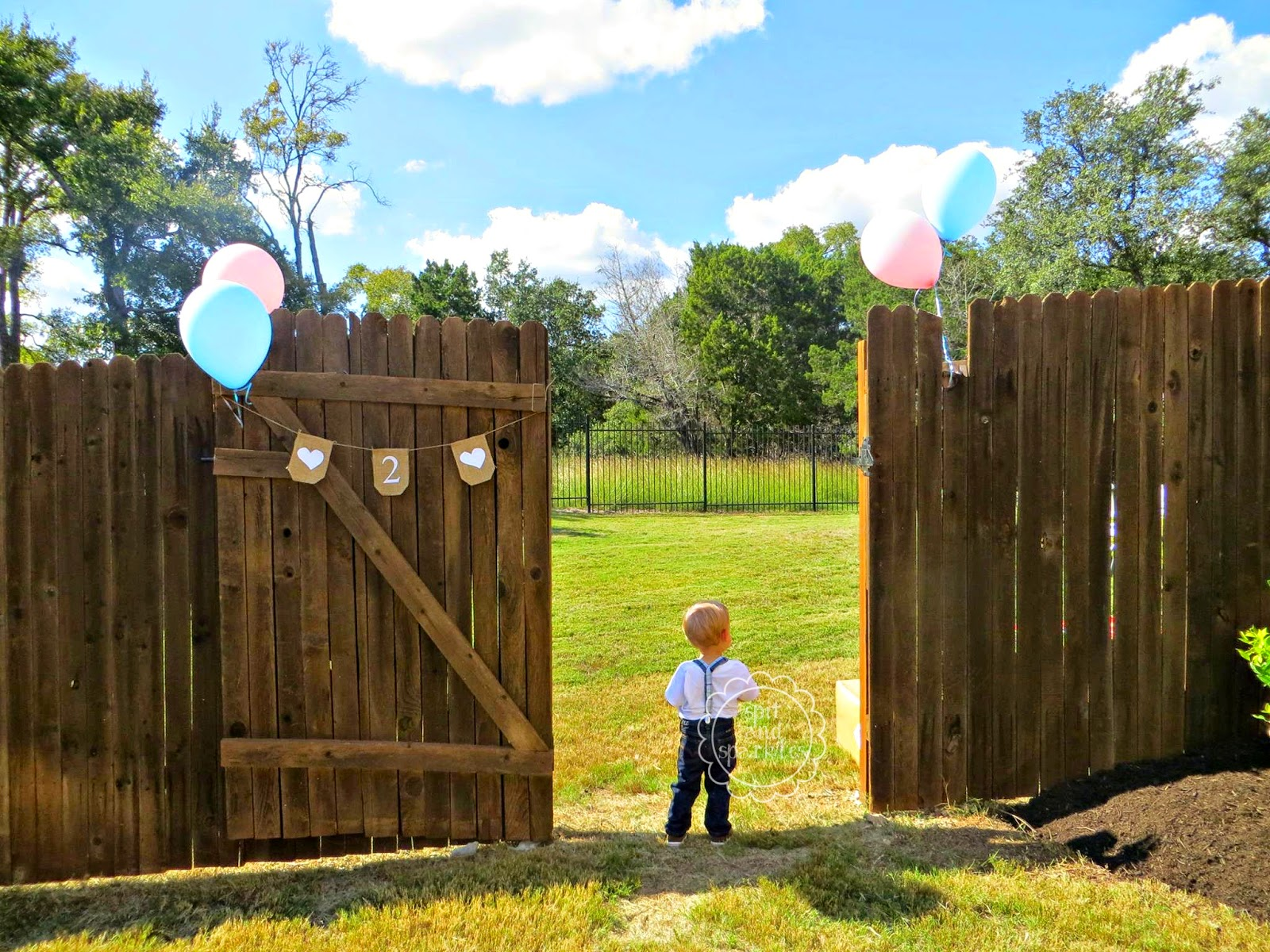 Spit and Sparkles: Corbin and Lynley turn two! #twins #secondbirthday #two