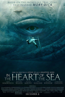 In The Heart of the Sea Movie Poster 3
