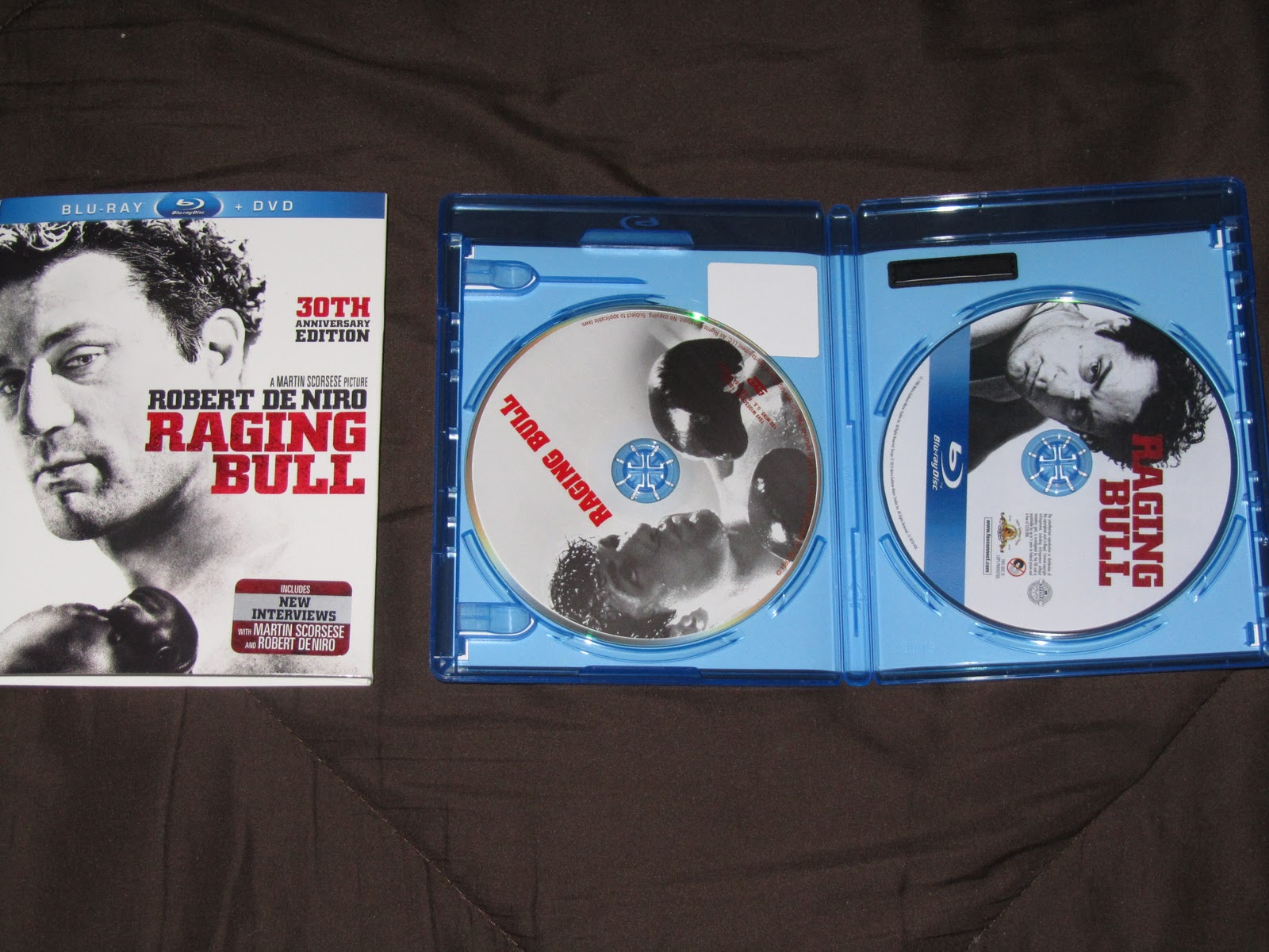 Raging Bull: 30th Anniversary Edition Blu-ray Review ...