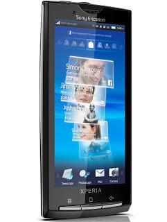 Sony Ericsson X10 photo