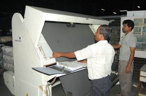 Fabric Inspection in Garment Industry