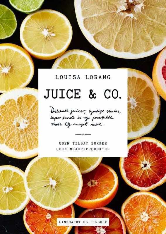Juice & Co, Louisa Lorang