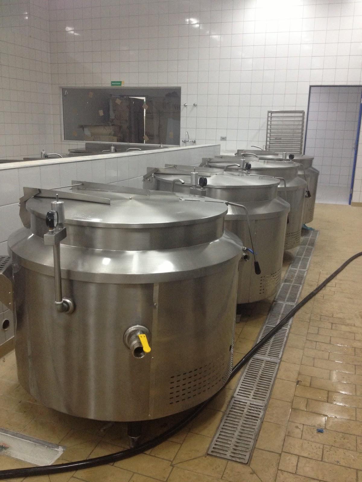 #BA9811 Como escolher seu Caldeirão Industrial? 1200x1600 px Projeto De Gas Para Cozinha Industrial_4821 Imagens