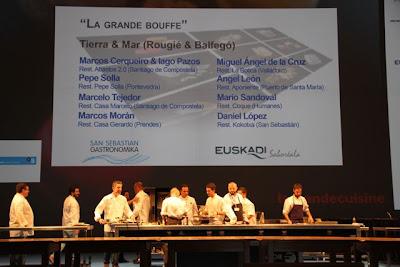 La Gran Buffe en Gastronomika 2012. Blog Esteban Capdevila