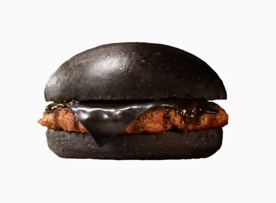 Burger King's 'Zombie Burger' Features Disgusting Black Cheese And Bun