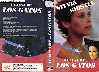 A causa de los gatos = Because of the Cats (1973)
