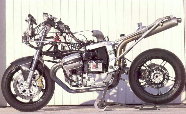 On Two Wheels Racy R1100s