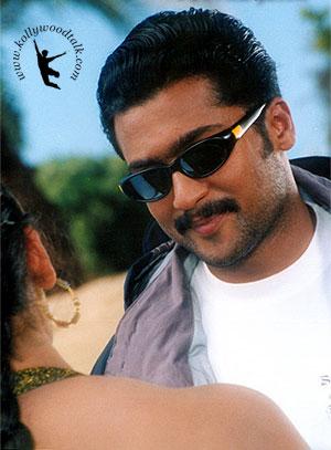 Surya in 'Shree' Movie