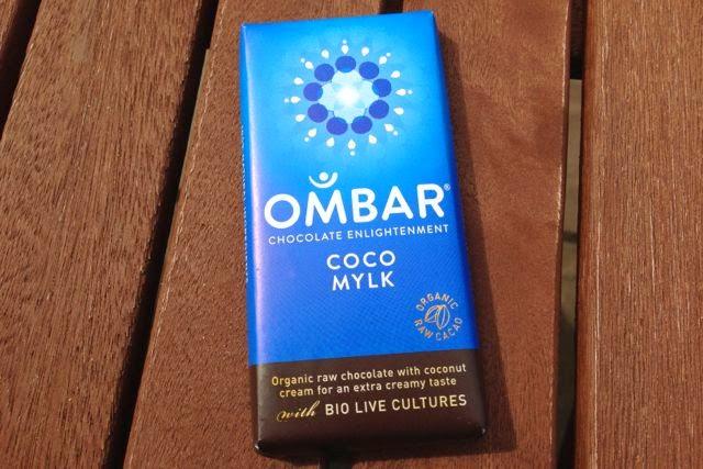 Ombar Coco Mylk Chocolate