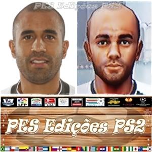 Júlio César (Vasco da Gama) PES PS2