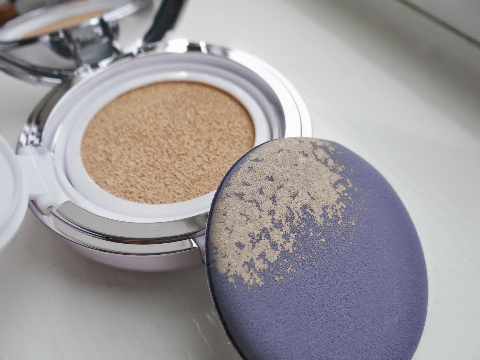 Korean Beauty, Hera UV Mist Cushion C23, CC Cushion