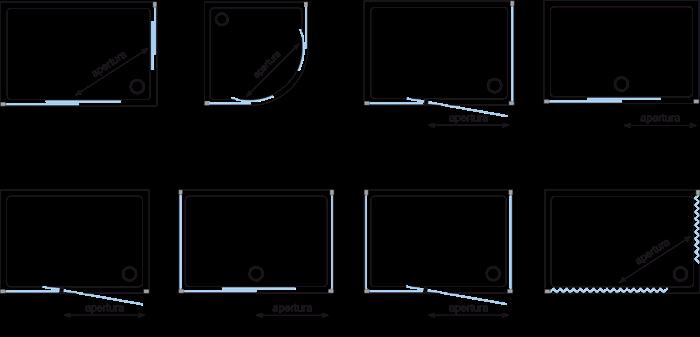 piatto doccia irregolare 70x : Misure Piatto Doccia Rettangolare : Dimensioni Piatto Doccia