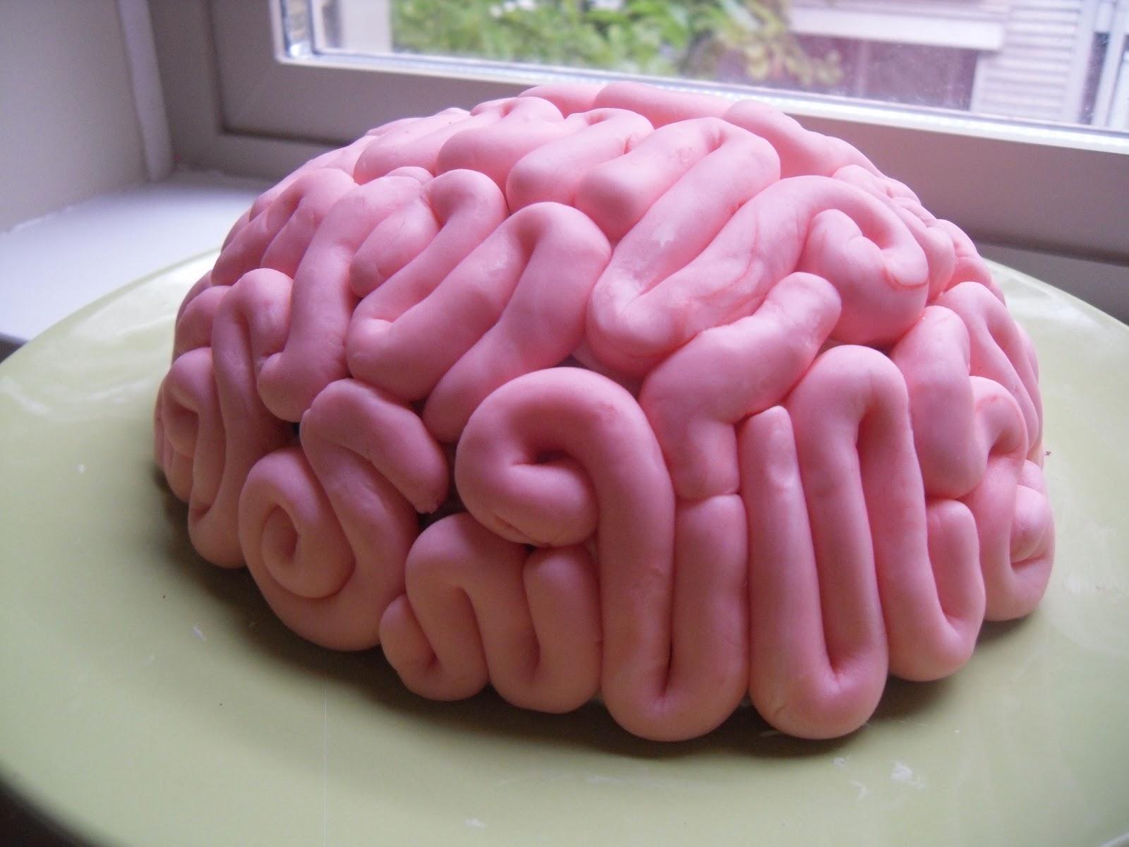 brain shaped cake pan