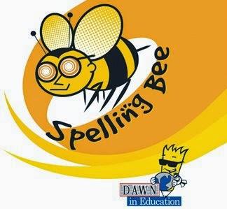 Dawn Spelling Bee Logo