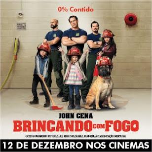 BRINCANDO COM FOGO