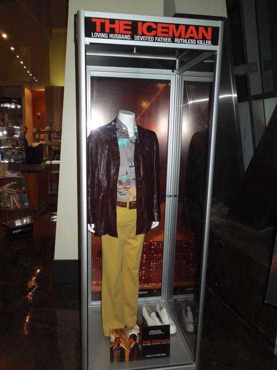 Michael Shannon Iceman costume