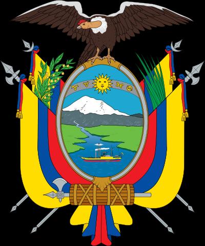 Oiseau des montagnes  Coat_of_arms_of_Ecuador