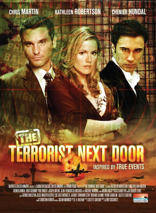 The Terrorist Next Door DVDRip Español Latino
