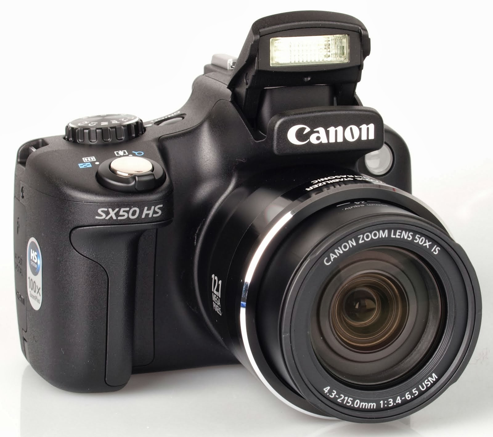 y Canon SX 50 HI