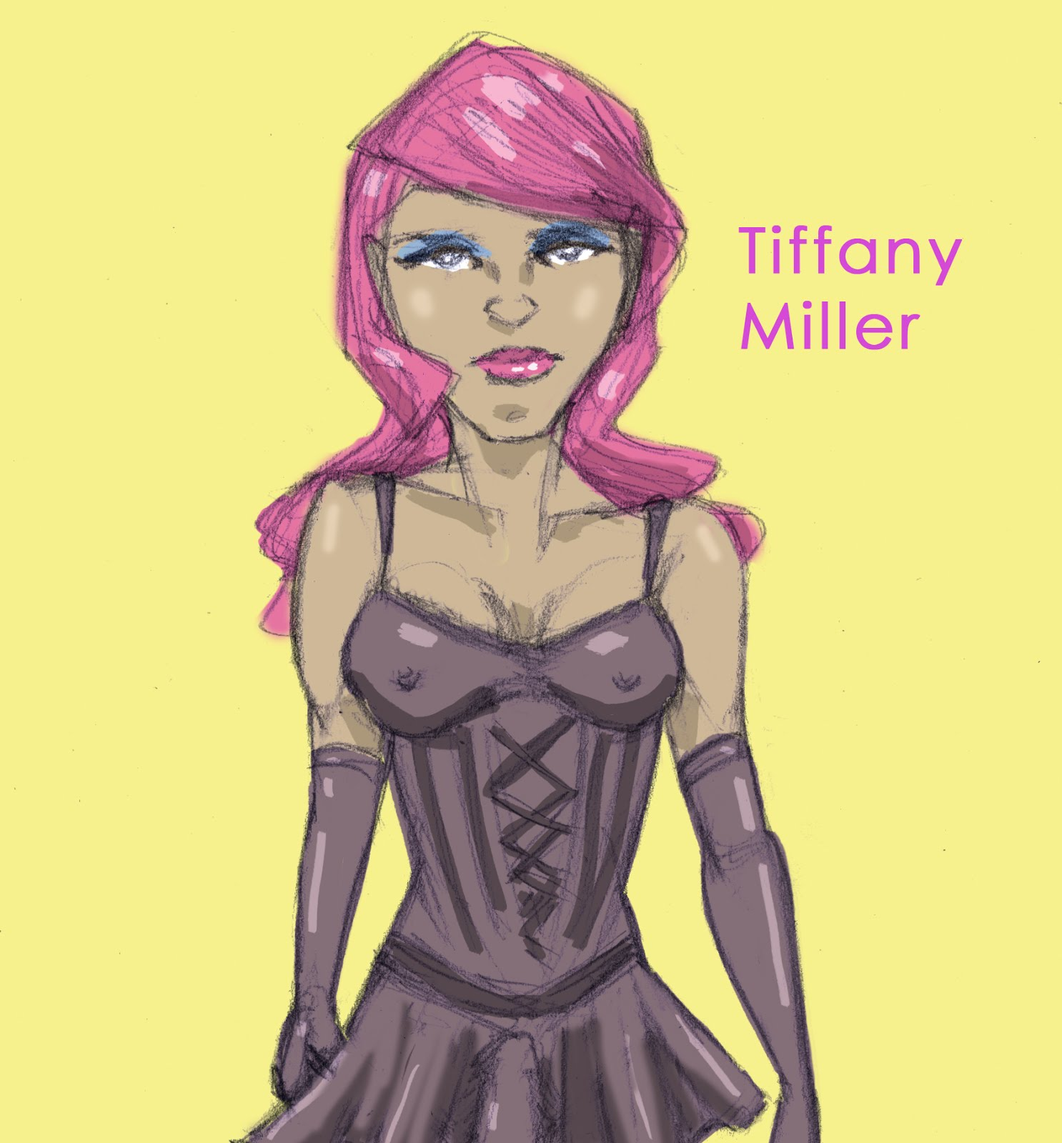Tiffany Miller Stories