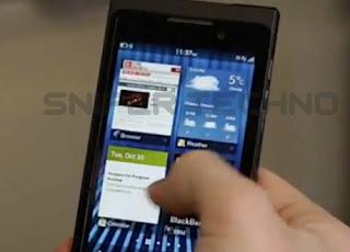 Kemampuan BlackBerry 10