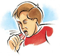 Non-productive cough