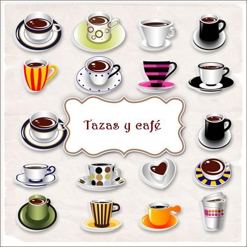 Trazos por popis tazas y caf - Tazas de cafe de diseno ...