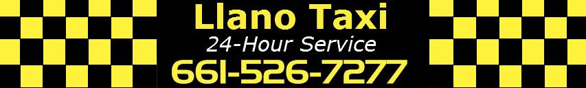 Llano Taxi (661) 526-7277