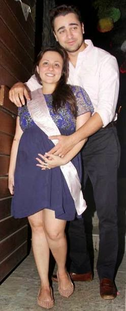 Imran Khan with Avantika