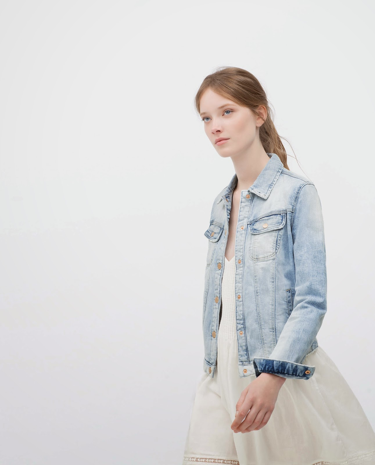 zara denim jacket,