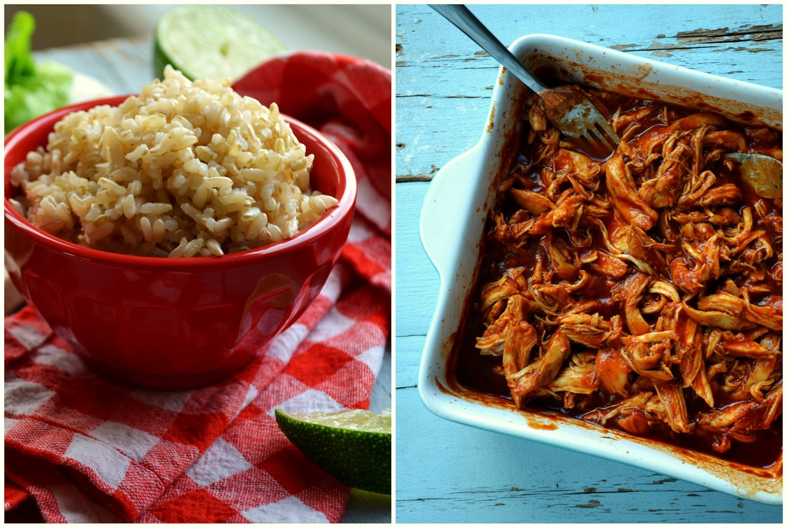 how to cook pulled chicken for tacos