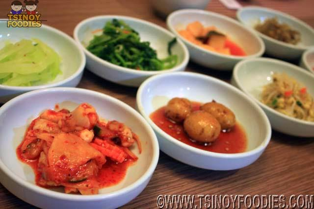 korean palace banchan