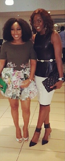 Hotty Check ; Kate Henshaw and Rita Dominic Who wore it better .
