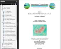 Our BEST Radiation Monitoring Manual