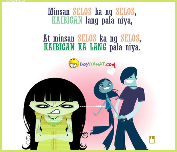 Pinoy Love Jokes And Tagalog Boy Banat Pictures