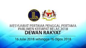 LIVE MALAYSIAN PALIAMENT