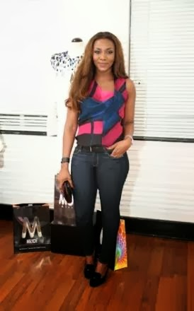 genevieve nnaji south africa