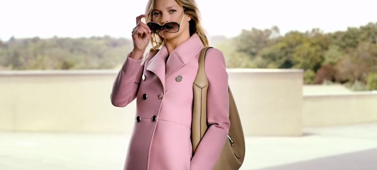 Video: Kate Moss Stars in Gucci's Latest Film for the New Jackie Bag