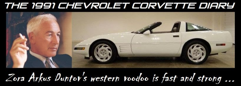 The 1991 Chevrolet Corvette Diary